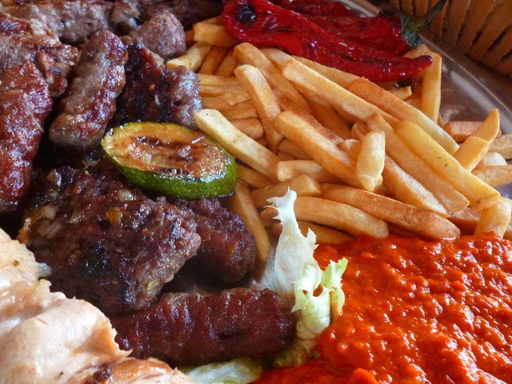 Айвар отлично сочетается с мясом. Фото: Елена Арсениевич, CC BY-SA 3.0