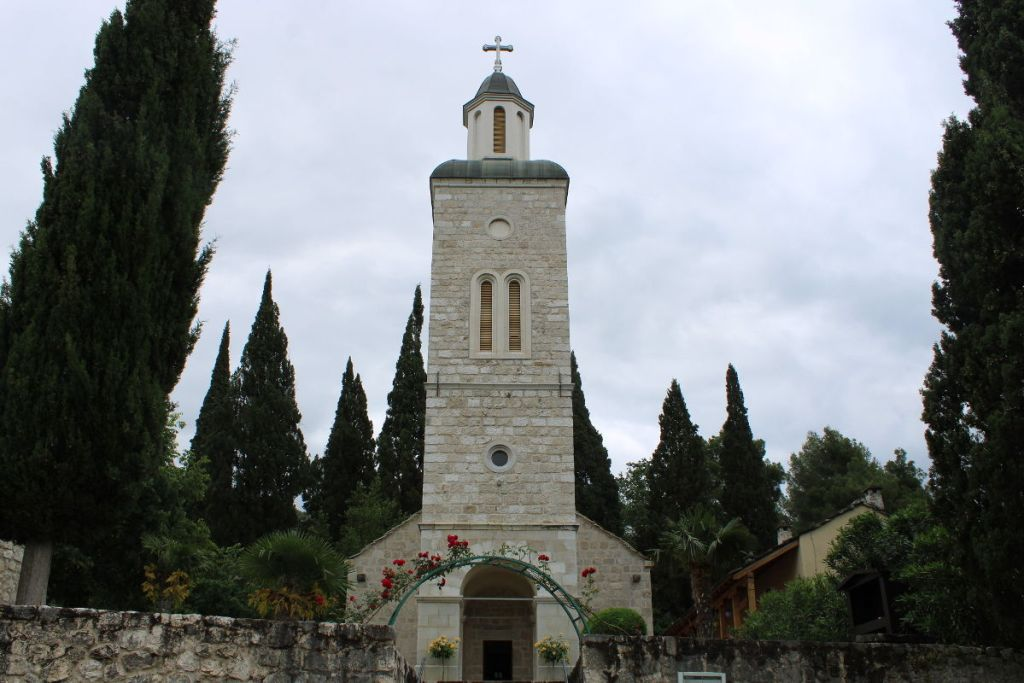 Церковь монастыря Житомислич. Фото: Елена Арсениевич, CC BY-SA 3.0