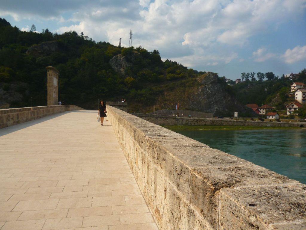 Мост, который помнит события пяти столетий. Фото: Елена Арсениевич, CC BY-SA 3.0