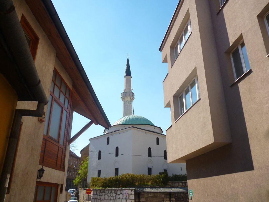 Мечеть Бузаджи хаджи Хасана. Фото: Елена Арсениевич, CC BY-SA 3.0