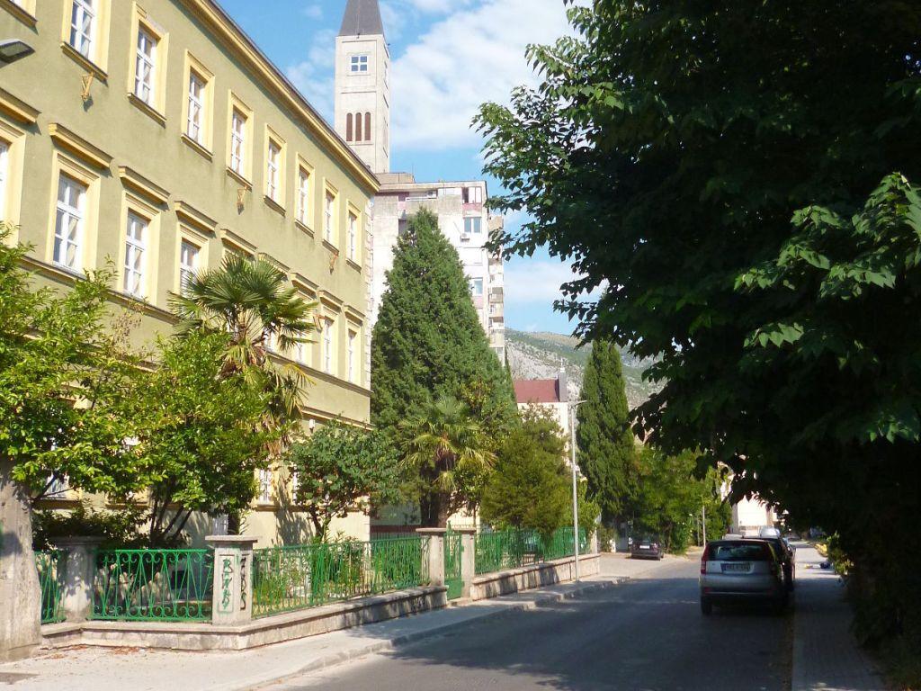 Медицинская школа в Мостаре. Фото: Елена Арсениевич, CC BY-SA 3.0