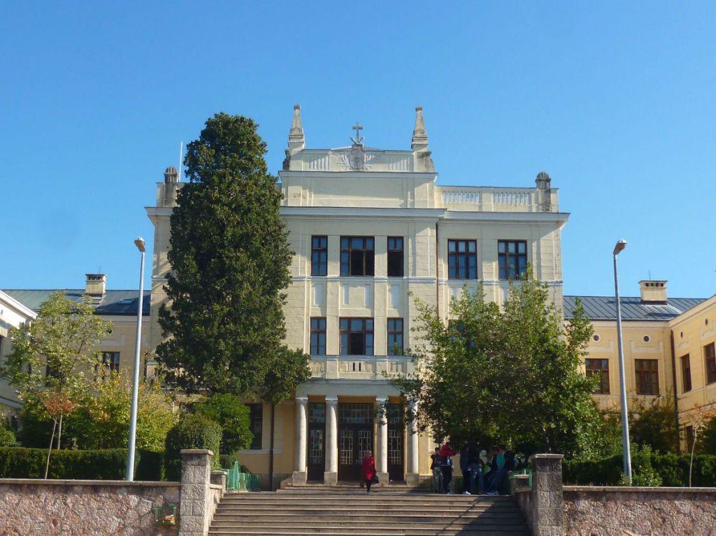 Католический учебный центр в Широком Бриеге. Фото: Елена Арсениевич, CC BY-SA 3.0