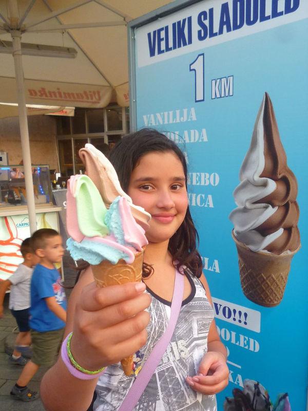Банялучское мороженое. Фото: Елена Арсениевич, CC BY-SA 3.0