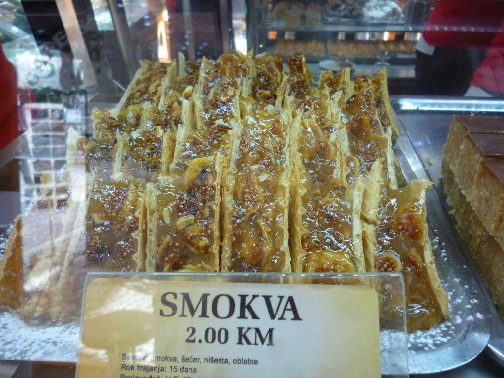 Десерт из инжира. Фото: Елена Арсениевич, CC BY-SA 3.0