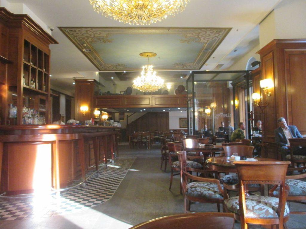 Венское кафе в Сараево