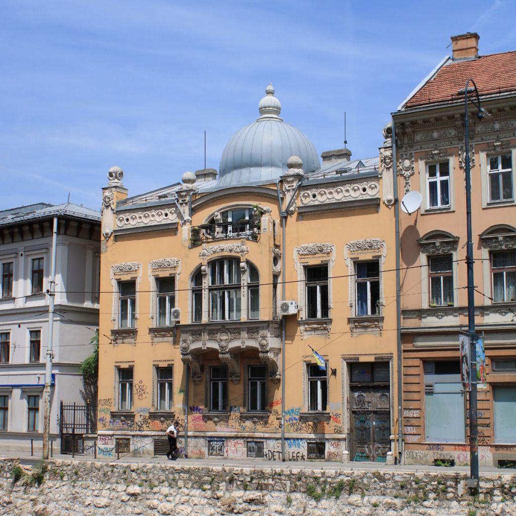 Дом Ешуе Салома. Фото: Елена Арсениевич, CC BY-SA 3.0