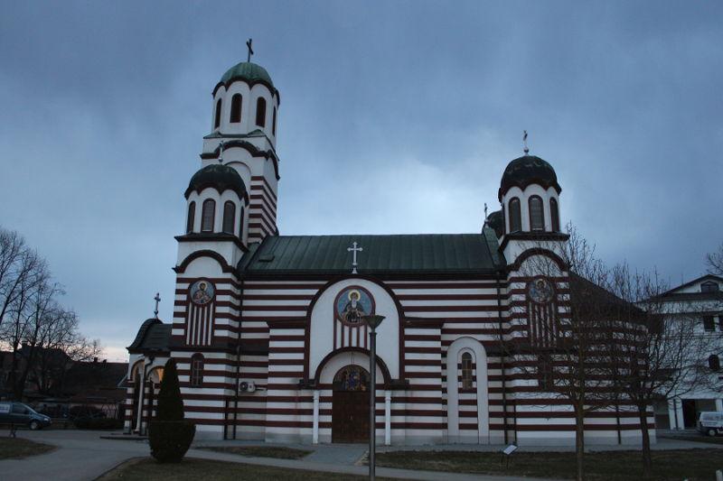 Церковь Успения. Фото: Елена Арсениевич, CC BY-SA 3.0