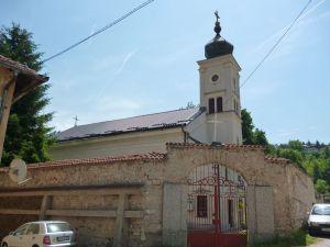 Церковь Успения в Травнике. Фото: Елена Арсениевич, CC BY-SA 3.0