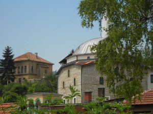 Мечеть Ени в Травнике. Фото: Елена Арсениевич, CC BY-SA 3.0