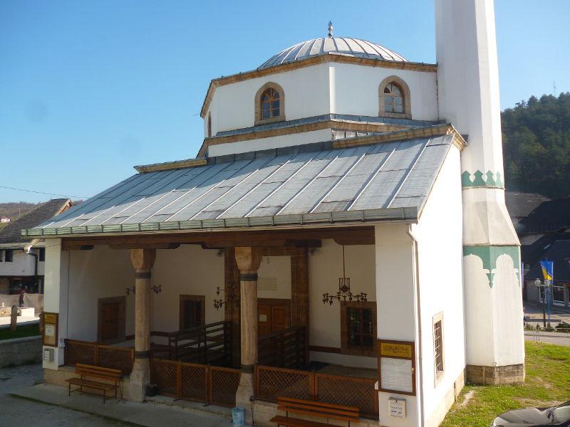 Мечеть Эсме Султании в Яйце. Фото: Елена Арсениевич, CC BY-SA 3.0