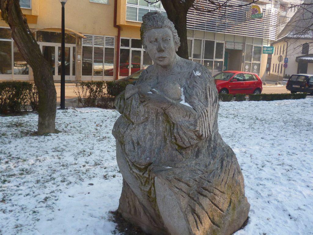 «Мать» Луэя Мактоуфа. Фото: Елена Арсениевич, CC BY-SA 3.0