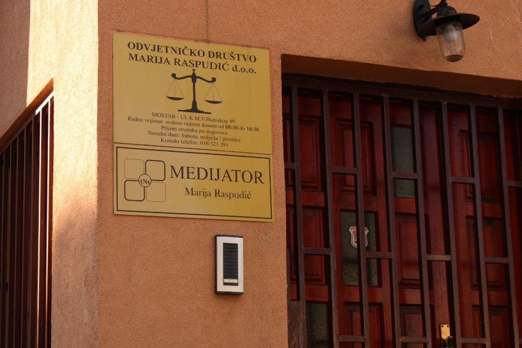 В наше время здесь адвокаты. Фото: Елена Арсениевич, CC BY-SA 3.0