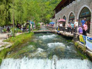 Плава вода, место отдыха в Травнике. Фото: Елена Арсениевич, CC BY-SA 3.0
