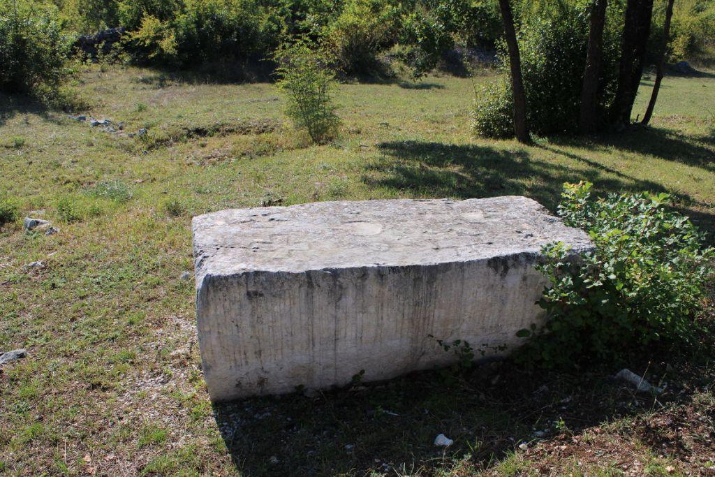 Стечак некрополя Дилич. Фото: Елена Арсениевич, CC BY-SA 3.0