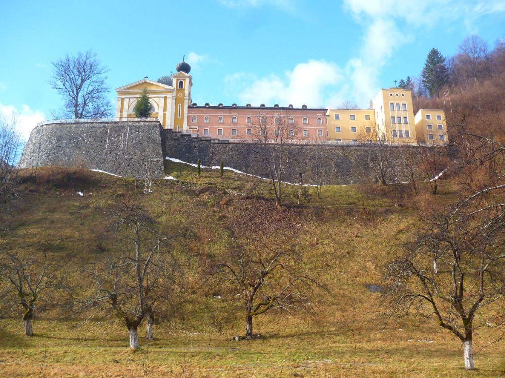 Монастырь на холме Криж. Фото: Елена Арсениевич, CC BY-SA 3.0