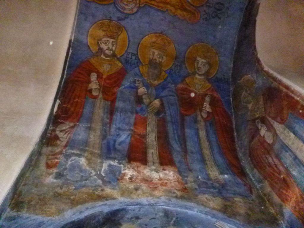 Пророки. Фреска 19-го века. Фото: Елена Арсениевич, CC BY-SA 3.0