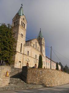 Монастырская церковь. Фото: Елена Арсениевич, CC BY-SA 3.0