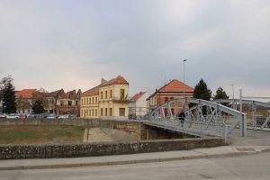 Мост через речку Брку. Фото: Елена Арсениевич