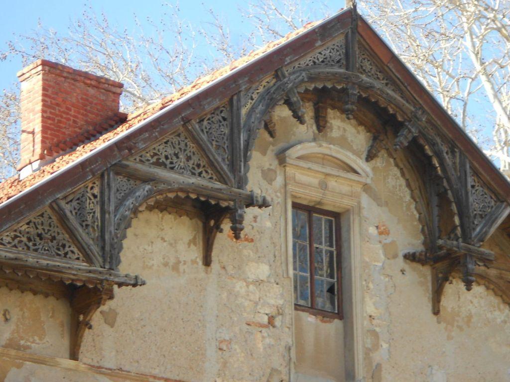 Затейливый декор дома Пешко. Фото: Елена Арсениевич, CC BY-SA 3.0
