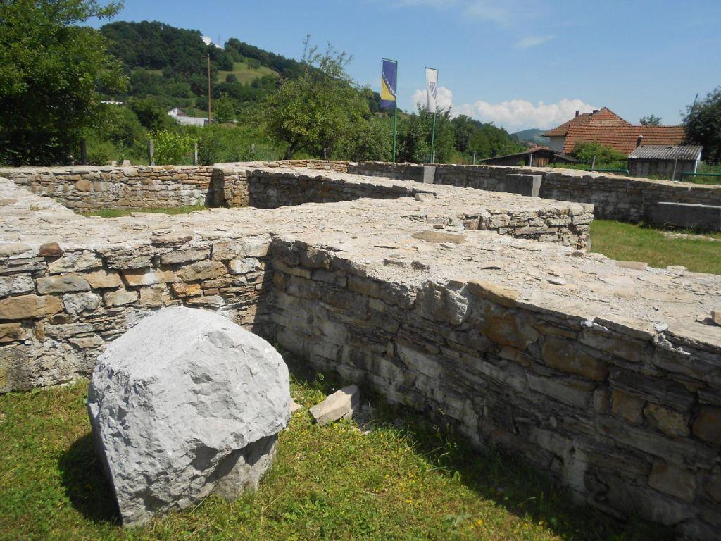 Надгробный камень с могилы короля Твртко I. Фото: Елена Арсениевич, CC BY-SA 3.0