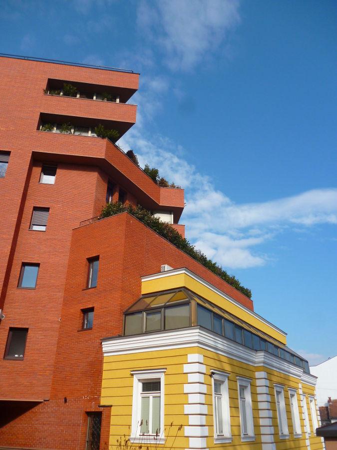 Самое странное здание. Фото: Елена Арсениевич, CC BY-SA 3.0