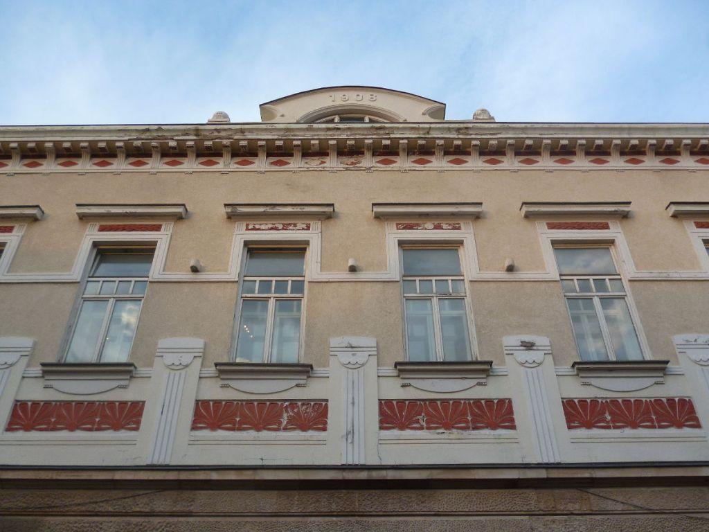 Здание построено в 1908 году, архитектор Джордже Кнежич. Фото: Елена Арсениевич, CC BY-SA 3.0