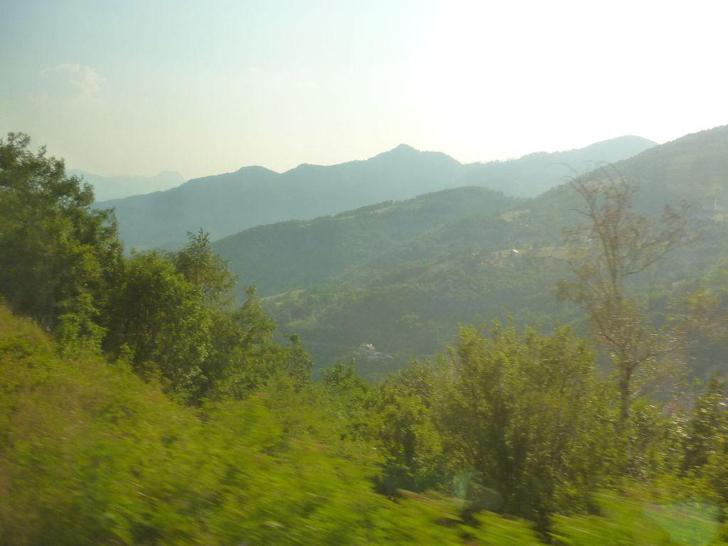 Горы Боснии. Фото: Елена Арсениевич, CC BY-SA 3.0