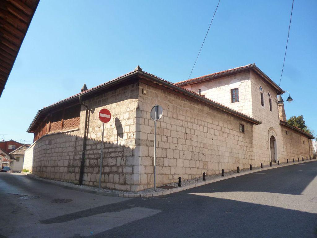 Хаджи Синанова текия в Сараево. Фото: Елена Арсениевич, CC BY-SA 3.0