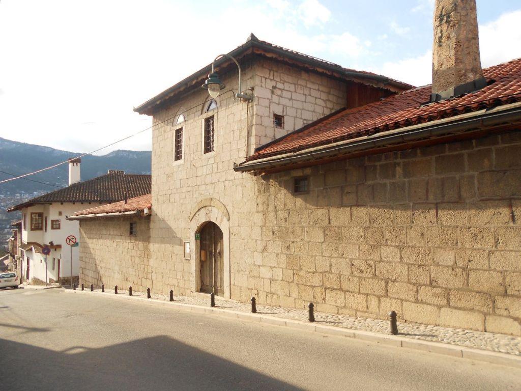 Синанова текия в Сараево. Фото: Елена Арсениевич, CC BY-SA 3.0