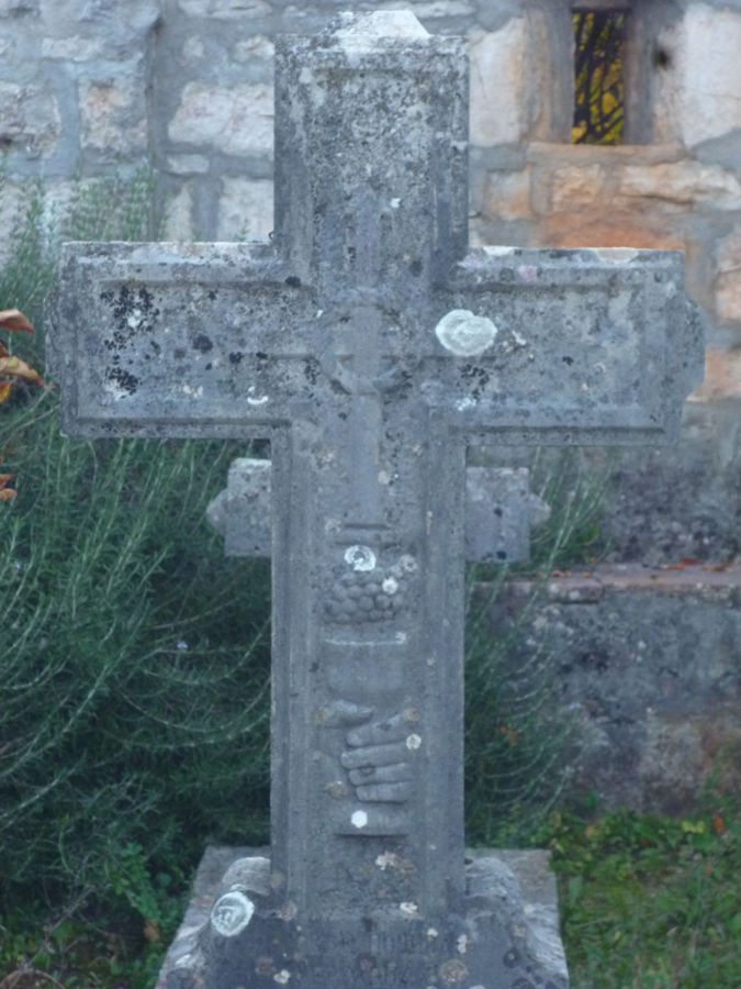Перенесённая могила. Фото: Елена Арсениевич, CC BY-SA 3.0