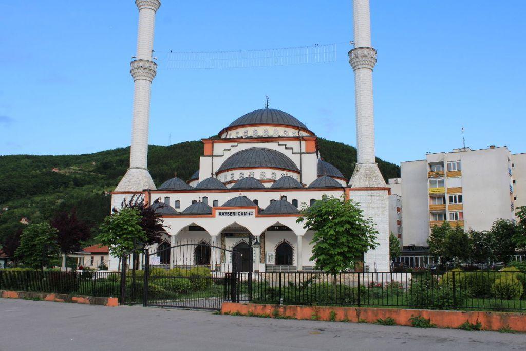Мечеть Кайсерия. Фото: Елена Арсениевич, CC BY-SA 3.0