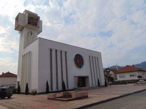 Церковь св. Леопольда Мандича. Фото: Елена Арсениевич, CC BY-SA 3.0