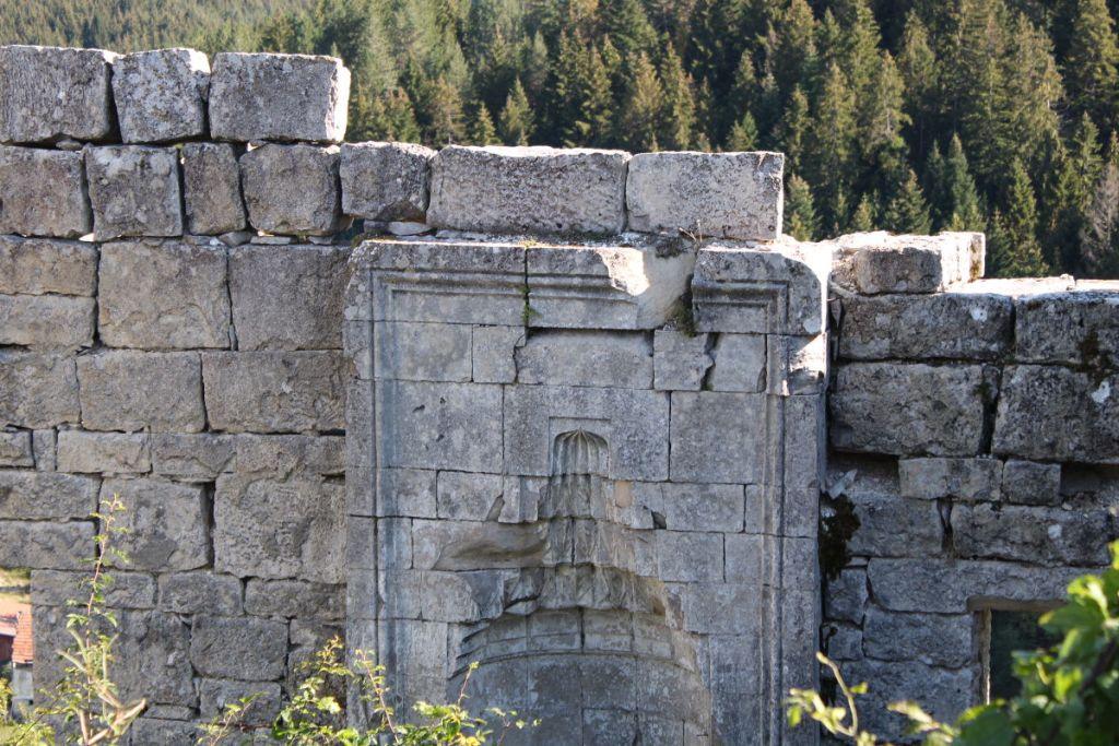 Михраб гарнизонной крепости. Фото: Елена Арсениевич, CC BY-SA 3.0