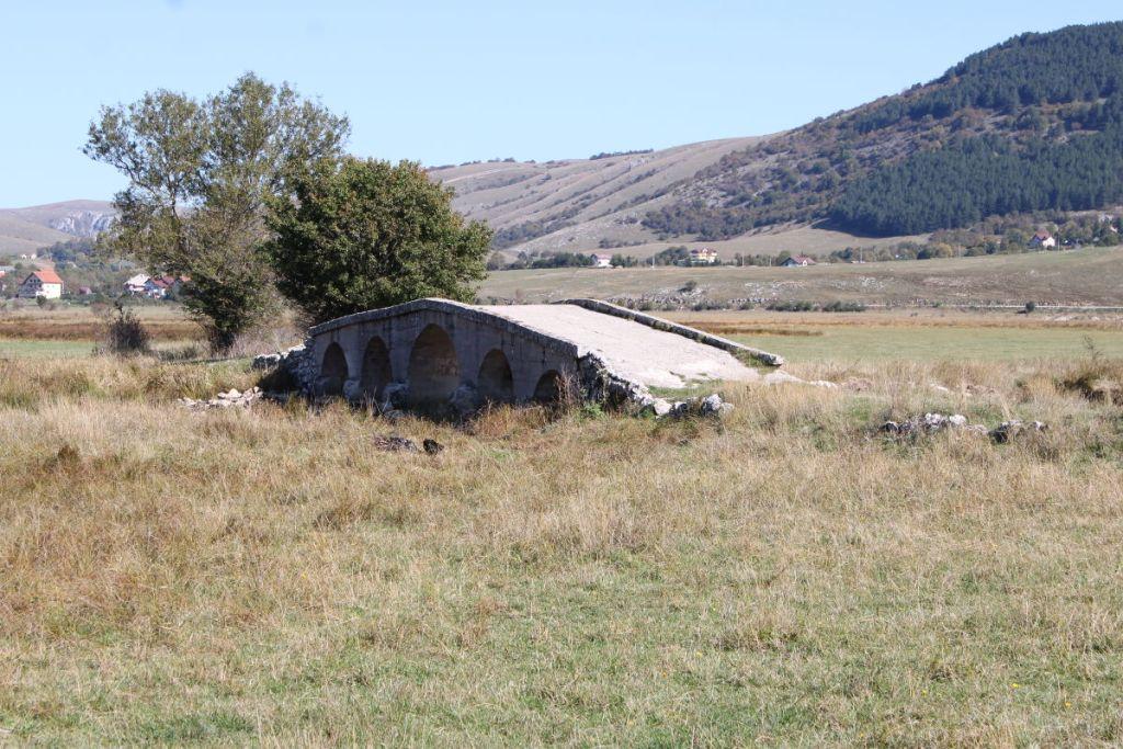 Мост на Шуйичском поле. Фото: Елена Арсениевич, CC BY-SA 3.0