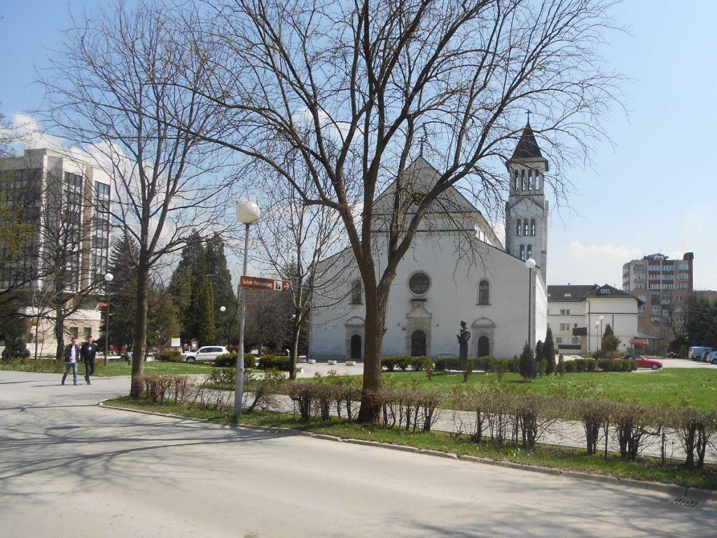 Церковь св. Анте. Фото: Елена Арсениевич, CC BY-SA 3.0