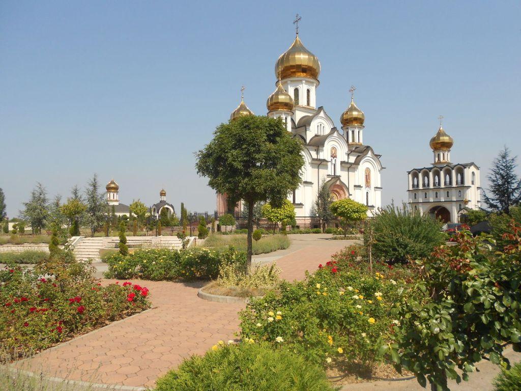 Монастырь св. Петки. Фото: Елена Арсениевич, CC BY-SA 3.0