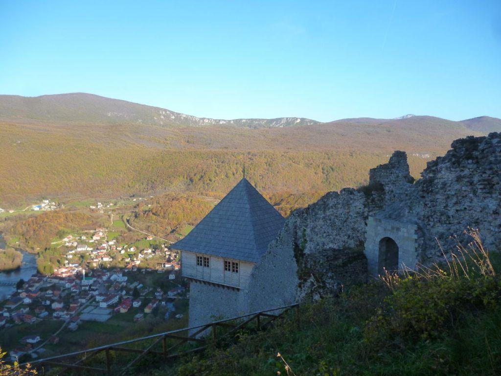 Крепость Островица. Фото: Елена Арсениевич, CC BY-SA 3.0