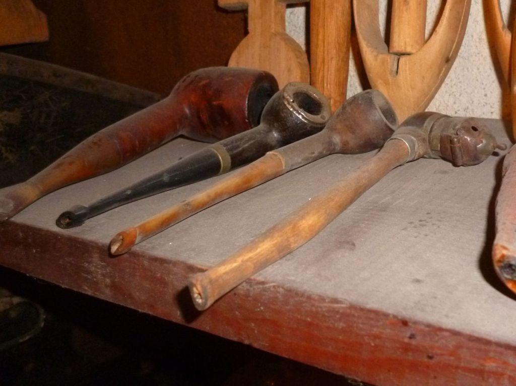 Трубки из коллекции музея «Стари град» в Ливно. Фото: Елена Арсениевич, CC BY-SA 3.0