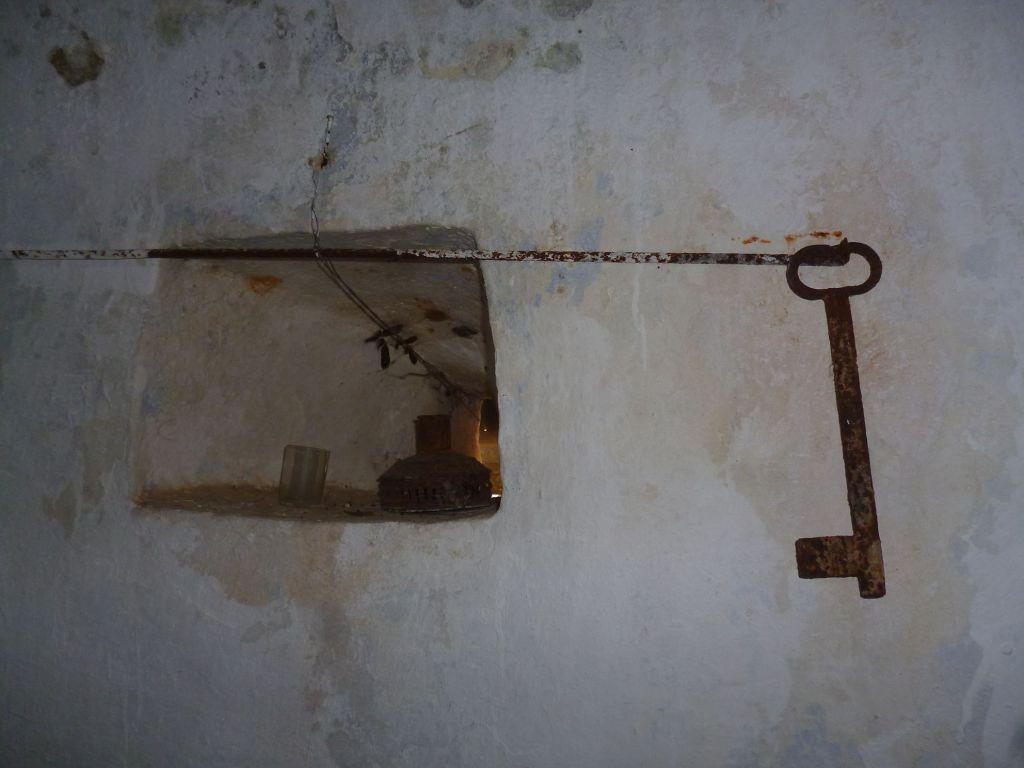 Ключ от церкви св. Петра и Павла в Ошаничах. Фото: Елена Арсениевич, CC BY-SA 3.0