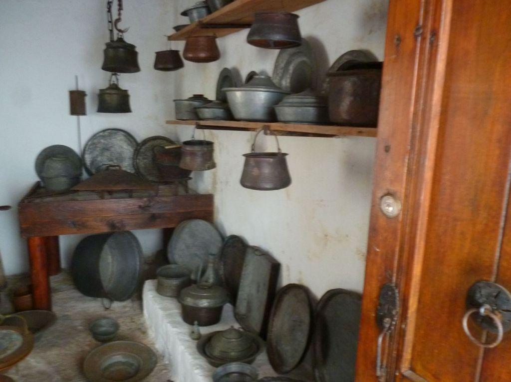 Шиш в кухне усадьбы-музея Бишчевичей в Мостаре. Фото: Елена Арсениевич, CC BY-SA 3.0