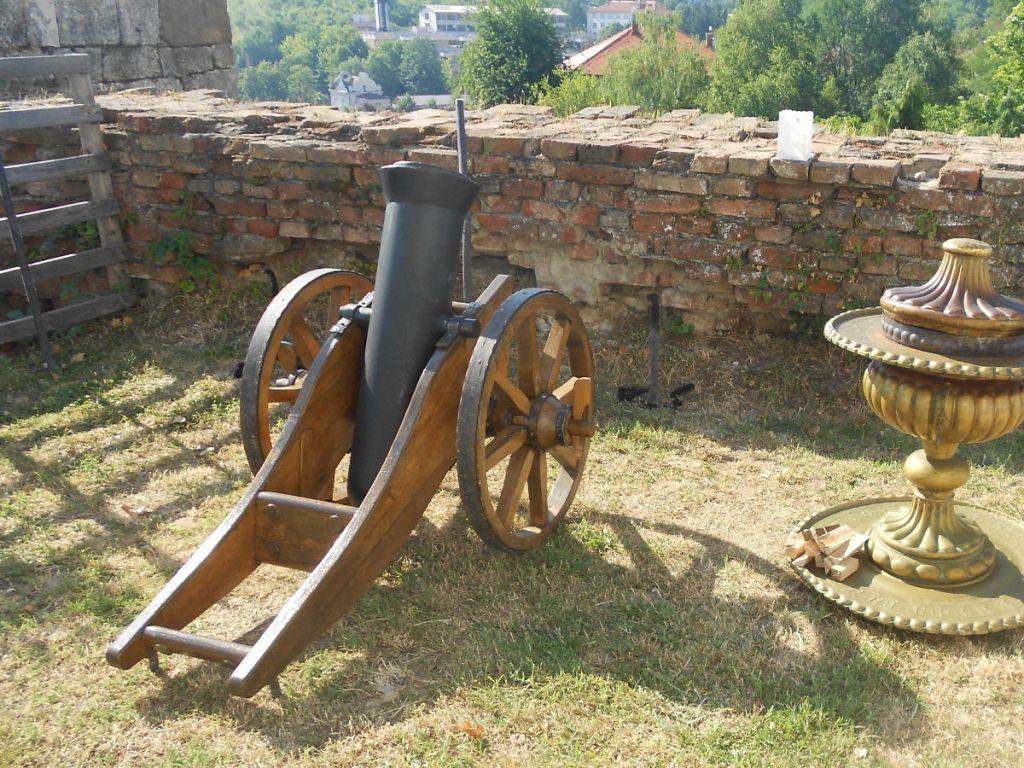 Ифтарская пушка в Градачаце. Фото: Елена Арсениевич, CC BY-SA 3.0