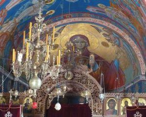 Интерьер церкви. Фото: Елена Арсениевич, CC BY-SA 3.0