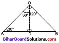 Bihar Board Class 10 Maths Solutions Chapter 12 वृतों से संबंधित क्षेत्रफल Additional Questions LAQ 2.2