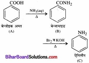 BIhar Board Class 12 Chemistry Chapter 13 ऐमीन img-37