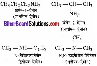 BIhar Board Class 12 Chemistry Chapter 13 ऐमीन img-9