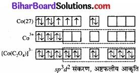 BIhar Board Class 12 Chemistry Chapter 9 उपसहसंयोजन यौगिक img 26