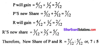 Bihar Board 12th Accountancy Model Question Paper 4 in English Medium Q9