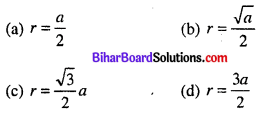 Bihar Board 12th Chemistry Objective Answers Chapter 1 ठोस अवस्था 6