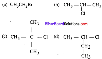 Bihar Board 12th Chemistry Objective Answers Chapter 10 हैलोऐल्केन तथा हैलोऐरीन 7