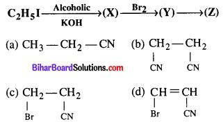 Bihar Board 12th Chemistry Objective Answers Chapter 10 Haloalkanes and Haloarenes 11